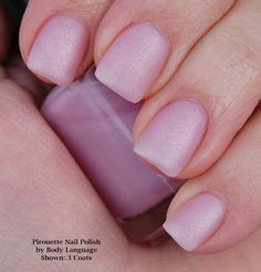 Hey, I found this really awesome Etsy listing at https://www.etsy.com/listing/218021676/sheer-light-pink-matte-nail-polish