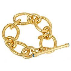 Julie Collection Bali Bracelet  I think this classic gold number wants to join my arm party! - J
