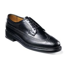 Check out the Kenmoor Wing Tip by Florsheim Shoes – designed for men who pay attention to the details and appreciate true craftsmanship. www.florsheim.com