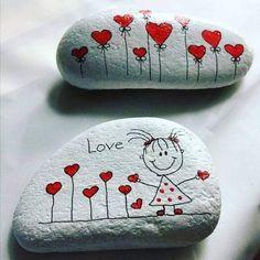 Pebble Painting, Dot Painting, Pebble Art, Stone Painting, Rock Painting Patterns, Rock Painting Ideas Easy, Rock Painting Designs, Rock Crafts, Arts And Crafts