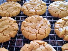 Grandma's Peanut Butter Cookies - I have tried many other peanut butter cookie recipes, but this one is still our favorite. Crispy, but a light texture . . . they almost melt in your mouth!