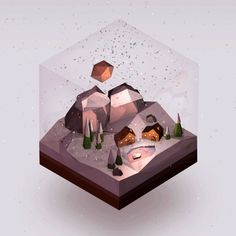 Snowglobe —
