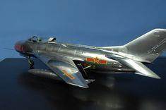 MiG-19S Farmer-C by Thomas Pölkemann (Trumpeter 1:32)