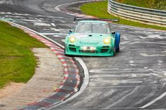 Falken Tire Porsche 911 on the Nürburgring  via flickr