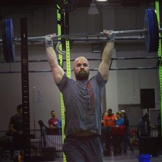 Justin Snider competed today in his first @crossfit competition. He did not disappoint! Look for big things in the future from this young CrossFitter! #ShowPonies #rushletes #fittestinok #instagramfitness #crossfit #cflr #crossfitlandrush #fitfam #okc #oklahoma #oklahomacity #competition #competeeveryday