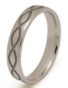 Sterling Silver Celtic Weave Ring at Claddaghrings.com #celticrings #irishrings $75.00