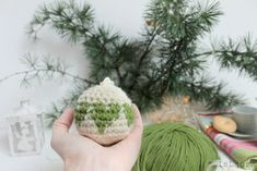 come-realizzare-palline-di-Natale-lavorate-a-crochet