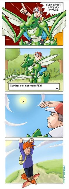 Y cant u learn fly