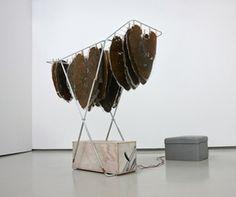 """Mindaugas Navakas """"sivuääni"""", 2003"""