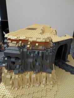 IMG_0642 | Flickr - Photo Sharing! Lego Mountain, Lego Friends Elves, Lego Decorations, Lego Halloween, Lego Videos, Brick In The Wall, Lego Trains, Lego Castle, Lego Worlds