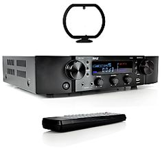 Home Audio Amplifiers - Bluetooth Hybrid Pre-Amplifier, Home