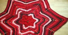 Har du også, som min mor og jeg, i mange år haft en (over)ambitiøsdrøm om at lave et smukt juletræstæppe i patchwork - uden nogensinde at...