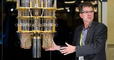 IBM's quantum computer could change the game, and not just because you can play Battleship on it Dna Computing, Exhibition Room, Gadgets, Computer Art, Materials Science, Ibm, Machine Learning, Game Changer, Dios
