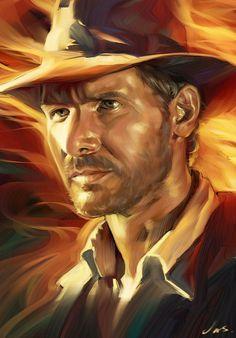 Indiana Jones by ~jas-tham