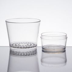 FunFusions™ 2-Piece Rocks Glass with Strainer