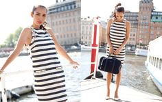 Style of the Week - Tintin Style, dress from by Malene Birger.