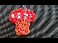 Mijn diavoorstelling van Loom Bands paddestoel, My резина гриб