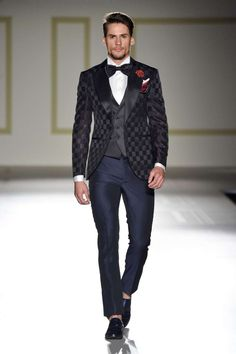 I understand & wish to continue Male Fashion Trends, Groom Dress, Spring Summer 2018, Bridal, Mens Suits, Menswear, Fashion Suits, Mens Fashion, Pants