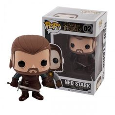 Game of Thrones Pop! Television Ned Stark Figurine