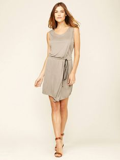 Sharon Jersey Wrap Dress by Improvd on Gilt.com