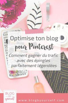 Tous les secrets d'une bonne description d'image Pinterest. Découvre comment la rédiger et où la placer sur son blog.
