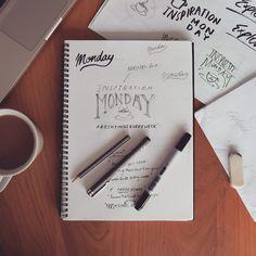 Inspiration Monday https://instagram.com/jarmandesign/