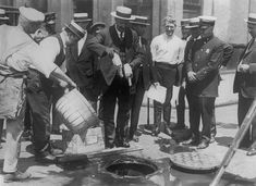 "The Prohibition laws began operating in 1920, when the so-called act of Volstead Act came into force. The Constitution of the United States prohibits the manufacture and sale of ""intoxicating liquors"". It was approved in 16 January 1919."