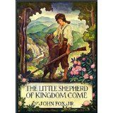 "The Little Shepherd of Kingdom - This book is a family tradition. I find myself buying it each time I see a copy in a used bookstore. It made me fall in love with the name ""Chad"". One day I will own a copy of the Max Parrish illustrated anniversary edition."