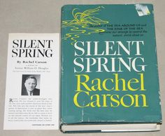 Learn more about Silent Spring and Rachel Carson at a site curated by the MSU Museum. http://upload.wikimedia.org/wikipedia/en/b/ba/Silent_Spring_Book-of-the-Month-Club_edition.JPG