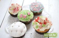Jak dekorować cupcake Muffins, Cupcakes, Breakfast, Sweet, Desserts, Food, Morning Coffee, Muffin, Deserts
