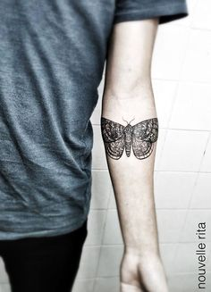 Butterfly Tattoos Designs for Girls (24)
