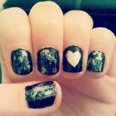 Noam's nails :-)
