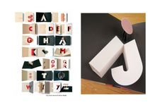 ABC3D pop-up book is a fantastic look at letters and paper cutting