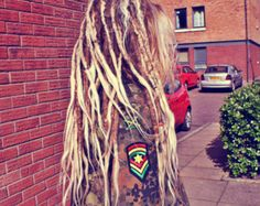 Dreadlocks Extensions 100 Human Hair 50 For A Full Head