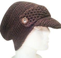 ca2027a59d780 Gray Unisex Ski Beanie Crochet Cap Hat