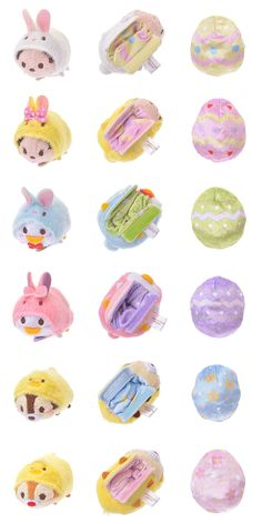 This year's Japan Easter Tsum Tsum collection is here, however, it's no ordinary set. the collection is reversible! It includes six adorable Tsum Tsums Tsum Tsum Sets, Tsum Tsum Characters, Disney Tsum Tsum, Cherry Blossom Season, Cherry Blossom Tree, Blossom Trees, Miss Bunny, Japan Sakura, Legend Of Sleepy Hollow