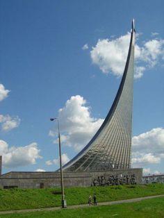 USSR * Cosmonautics Memorial Museum  * Moscow * Мемориальный Музей Космонавтики * Москва