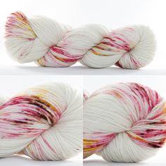 Yarn Love on my Cozy Cashmere Fingering - It was yarn love at first sight
