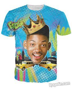 So Fresh Will Smith T-Shirt