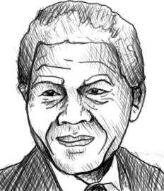 How to Draw Nelson Mandela's Face (with Pictures) | eHow