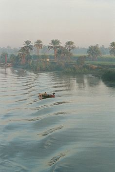 The Nile, Egypt