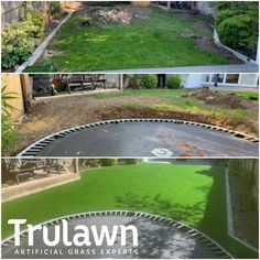 Sunken Trampoline, Lawns, Be Perfect, Things That Bounce, Grass, Golf Courses, Campaign, The Incredibles, Content