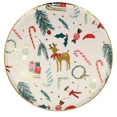 Dinner Plate Sets, Dinner Plates, School Christmas Party, Christmas Stuff, Christmas Paper Plates, Halloween Party Supplies, Mermaid Diy, Eco Friendly Paper, Dinner With Friends
