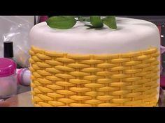 Como decorar pasteles con pétalos - Hogar Tv por Juan Gonzalo Angel - YouTube