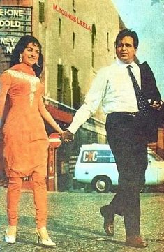 Cinema ©: Actors and Real-life Couple Saira Banu and Dilip Kumar (Yusuf Khan) Indian Bollywood Actress, Beautiful Bollywood Actress, Bollywood Actors, Bollywood Celebrities, New Actors, Actors & Actresses, Legendary Pictures, Bollywood Posters, Bollywood Pictures