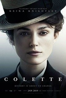 Keira Knightley takes on the role of French writer in Colette. Here is a poster. - Movies list For You Netflix Movies, Movies 2019, Hd Movies, Movies Online, Indie Movies, Beau Film, Love Movie, Movie Tv, Period Drama Movies