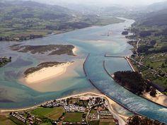 Entorno en Villaviciosa (Asturias)