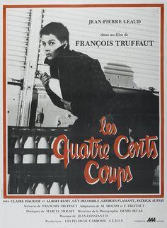 Les Quatre Cents Coups (directed By François Truffaut, 1959)