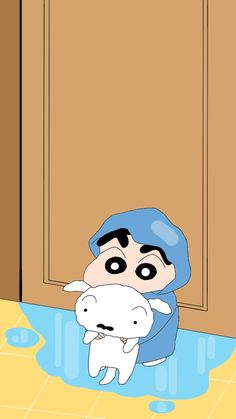 Sinchan Wallpaper, Cartoon Wallpaper Iphone, Cute Disney Wallpaper, Kawaii Wallpaper, Cute Cartoon Wallpapers, Sinchan Cartoon, Doraemon Cartoon, Cartoon Drawings, Cute Drawings
