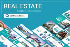 A complete range of modern and best slides for 2019, Real Estate Keynote Presentation Template is designed by SlideOne team professionally to suit all disciplines in real estate business, whether it is a small real estate office or a large company...